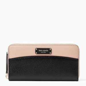 Kate Spade Jeanne Large Continental Wallet
